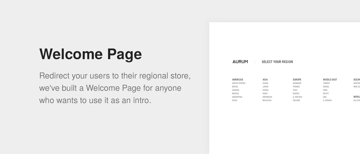 Aurum - Minimalist Shopping Theme - 9