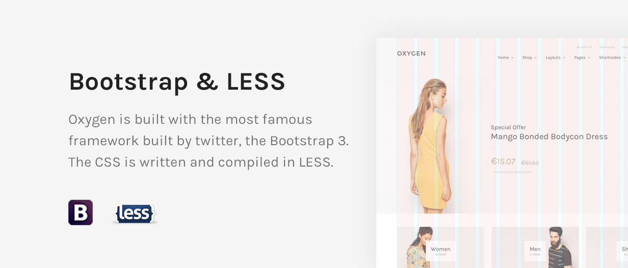 Bootstrap & Less