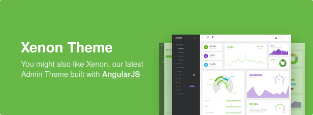 Neon - Bootstrap Admin Theme