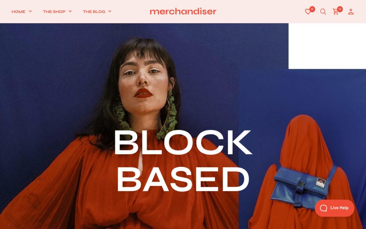 Merchandiser Theme