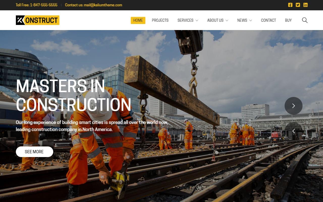 Kalium Construction