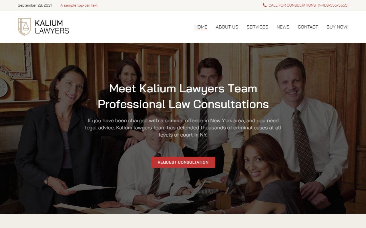 Kalium Law